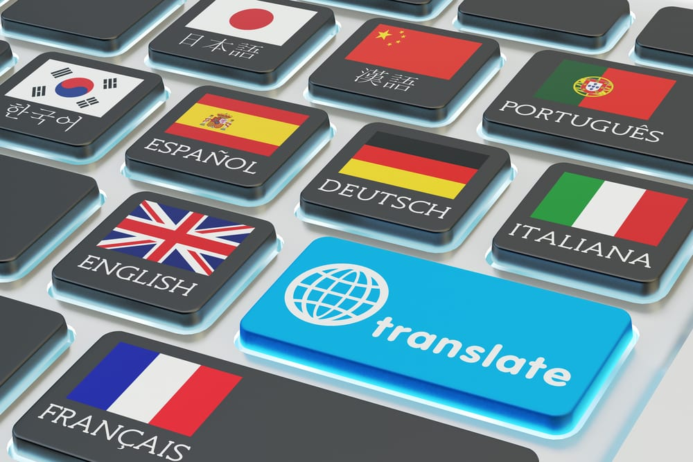 Translate a multitude of languages